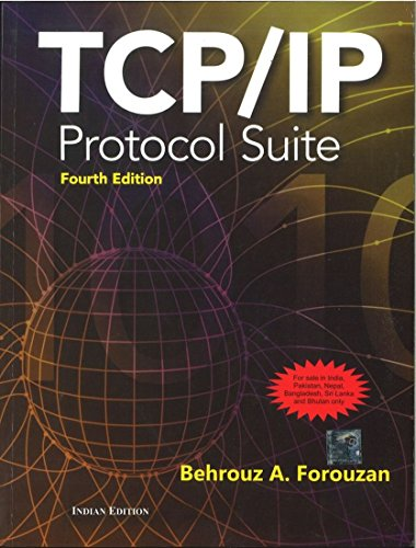 Tcp/Ip Protocol Suite, 4Th Edn: Forouzan