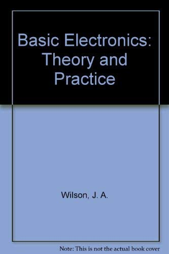 9780070706705: Basic Electronics: Theory and Practice