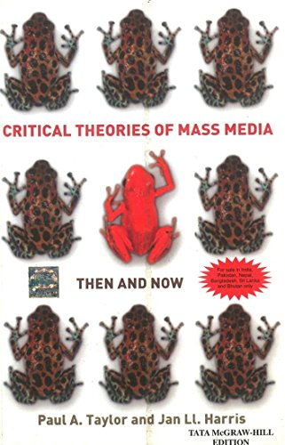 9780070706774: Critical Theories of Mass Media