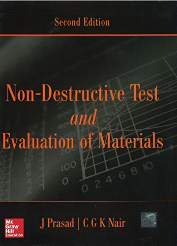 9780070707030: Non-Destructive Test and Evaluation of Materials, 2nd Edition