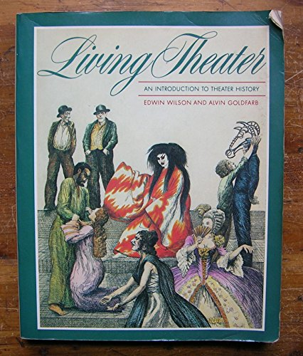 9780070707306: Living Theater: An Introduction to Theater History