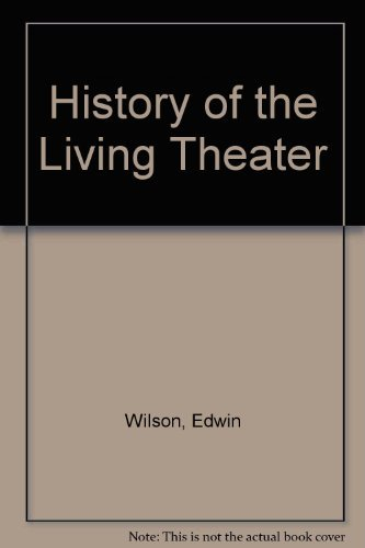 9780070707337: Living Theater: A History