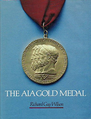 9780070708105: American Institute of Architects Gold Medal