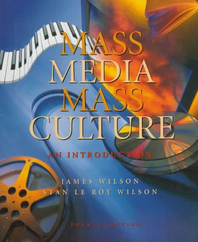 9780070708280: Mass Media/Mass Culture: And Introduction
