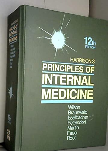 9780070708907: Harrison's principles of internal medicine