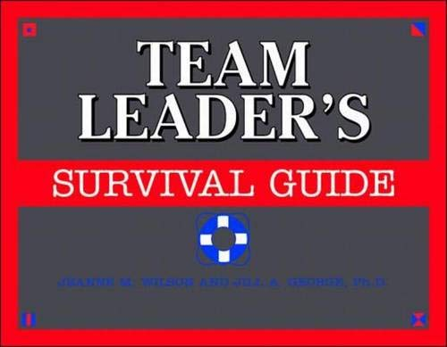 9780070708938: The Team Leader's Survival Guide