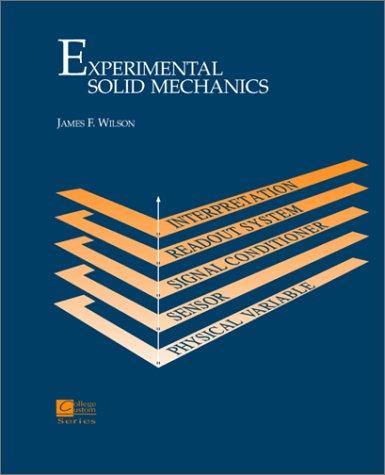 9780070709126: Experimental Solid Mechanics