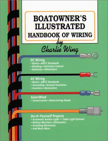 9780070710924: Boatowner's Illustrated Handbook of Wiring