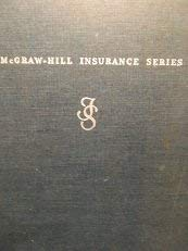 Marine insurance : its principles and practice: Winter, William D.