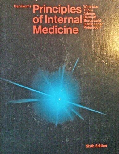 9780070711310: Harrison's Principles of Internal Medicine