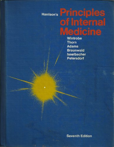 9780070711334: Harrison's Principles of Internal Medicine