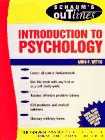 9780070711945: Schaum's Outline of Introduction To Psychology (Schaum's outline series)