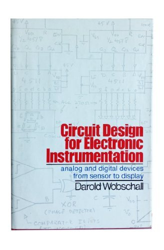 9780070712300: Circuit Design for Electronic Instrumentation: Analog and Digital Devices from Sensor to Display