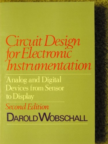 9780070712324: Circuit Design for Electronic Instrumentation