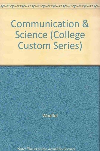 9780070712454: Communication & Science (College Custom Series)