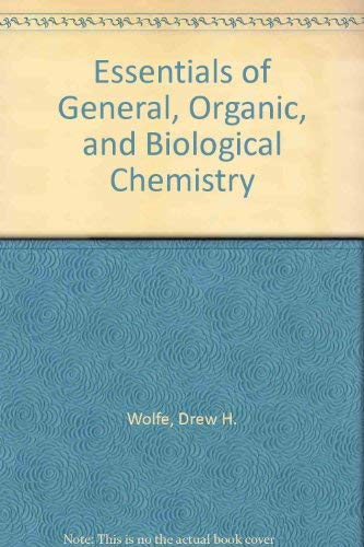 9780070714151: Essentials of General, Organic, and Biological Chemistry