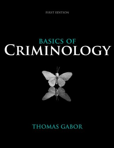 9780070714533: Basics of Criminology