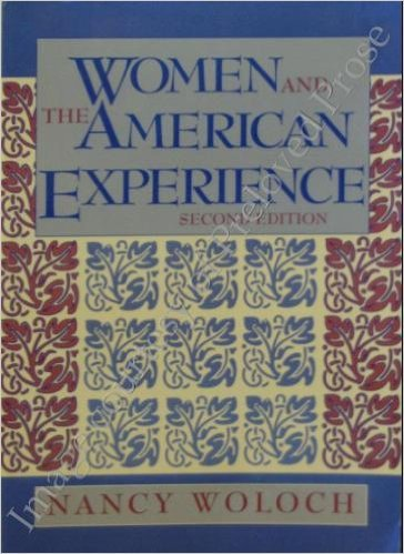 9780070715417: Women and the American Experience