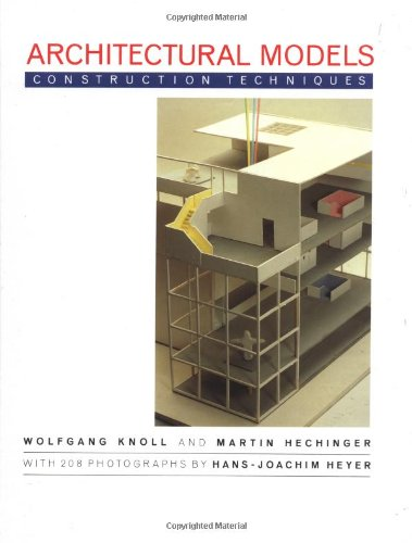 9780070715431: Architectural Models: Construction Techniques