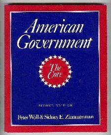 9780070716742: American Government: the Core