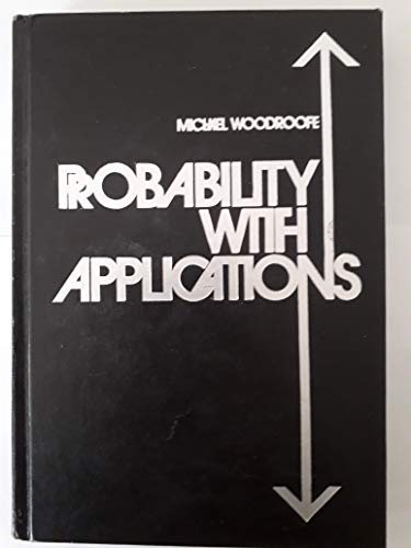 9780070717183: Probability with Applications