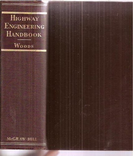 9780070717350: Highway Engineering Handbook