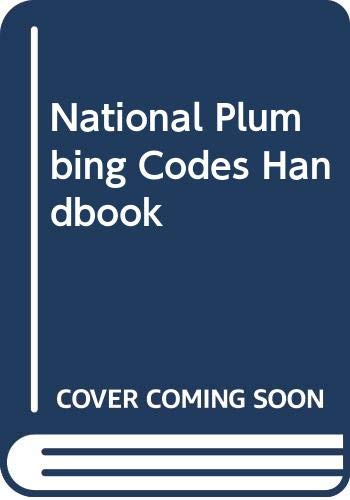 9780070717695: National Plumbing Codes Handbook