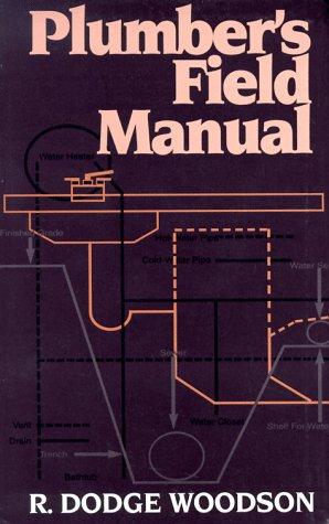 9780070717794: Plumber's Field Manual