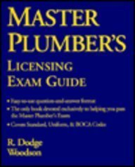 9780070717862: Master Plumber's Licensing Exam Guide