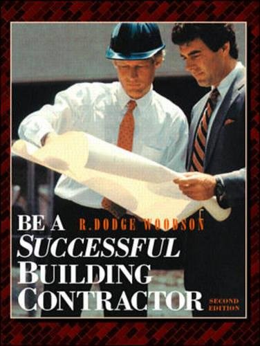9780070718289: Be A Successful Building Contractor