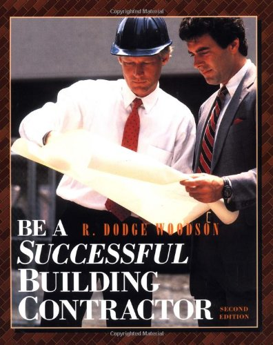 9780070718296: Be a Successful Building Contractor