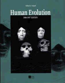 9780070718333: Human Evolution, 1996-1997 Edition