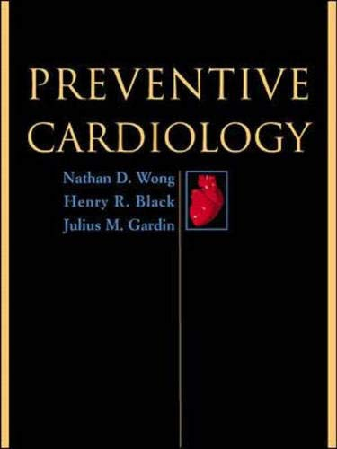 9780070718562: Preventive Cardiology