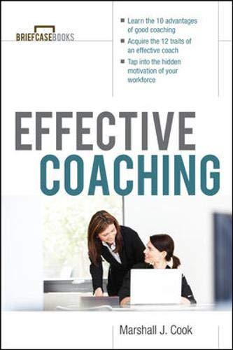 9780070718647: Effective Coaching