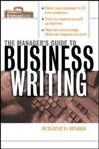 9780070718678: The Manager's Guide To Business Writing