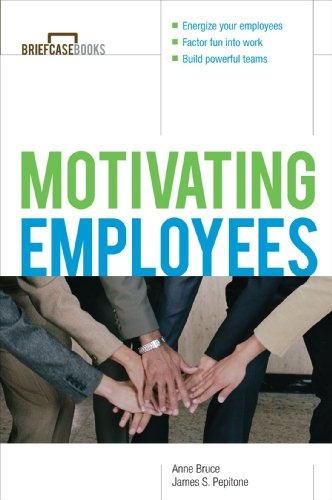 Motivating Employees: Bruce, Anne and Pepitone, James S.