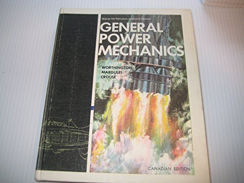 9780070718906: General Power Mechanics