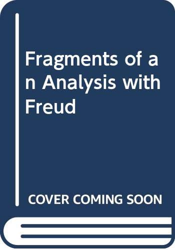 9780070719040: Fragments of an Analysis with Freud