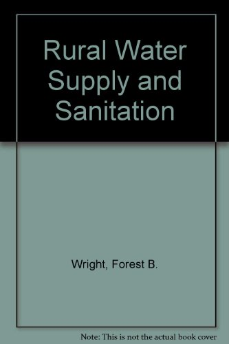 9780070720305: Rural Water Supply and Sanitation