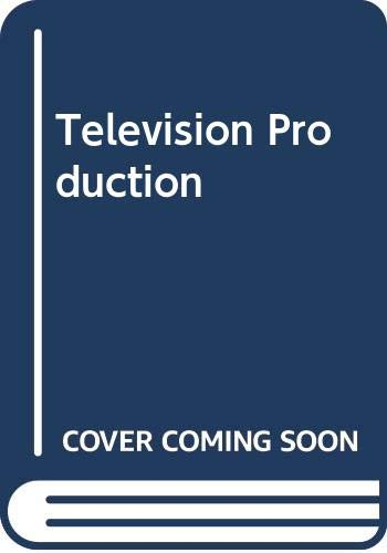 9780070721302: Television production