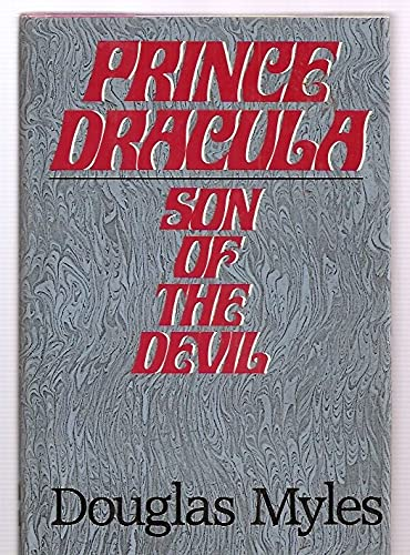 9780070721760: Prince Dracula: Son of the Devil