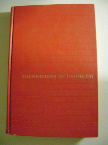 9780070721913: Foundations of Geometry