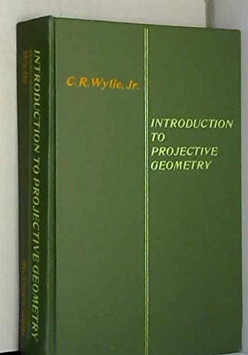 9780070721951: Introduction to Projective Geometry