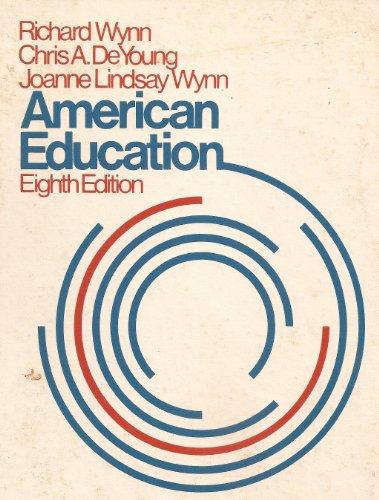 9780070722088: American Education