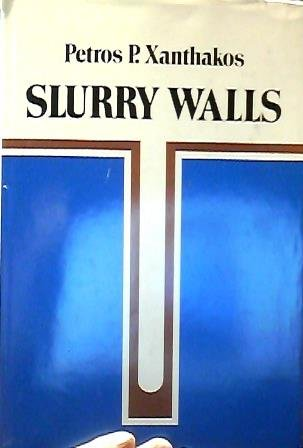 9780070722156: Slurry Walls (McGraw-Hill Series in Modern Structures)