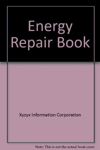 9780070722293: Energy Repair Book (McGraw-Hill paperbacks)