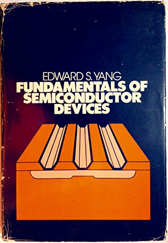 9780070722361: Fundamentals of Semiconductor Devices