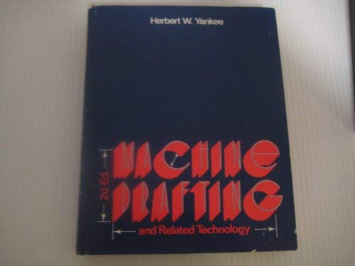 9780070722521: Machine Drafting and Related Technology