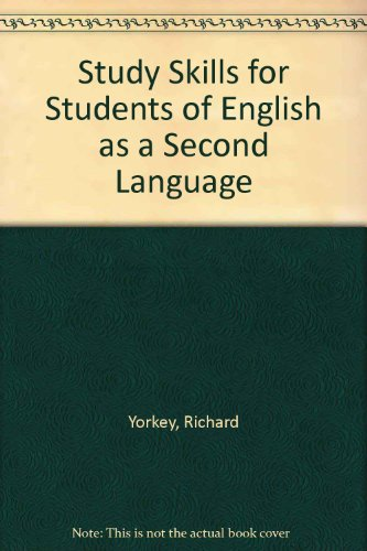 9780070723153: Study Skills for Students of English as a Second Language