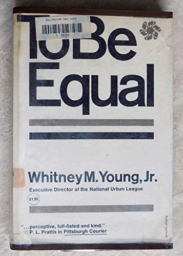 9780070725607: To Be Equal